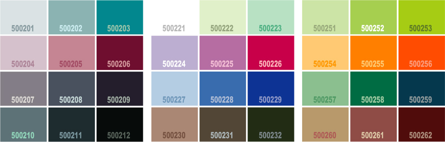 Professional Color Sheme Rules for